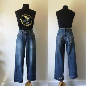 RARE Vintage Levi's Silver tab baggy skater jeans